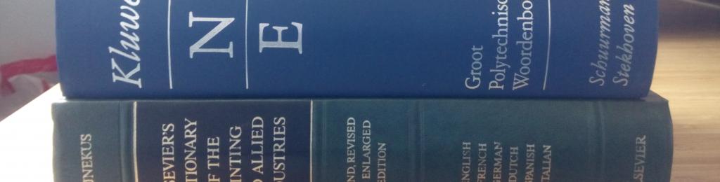 Woordenboeken, onmisbaar bij het vertalen